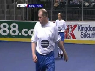 North West Masters 2007 - Manchester City V Bolton Wanderers