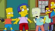 The Simpsons Funniest Moments #187 ★ HD CARTOON★Episode 187  (Futurama attack)★2017