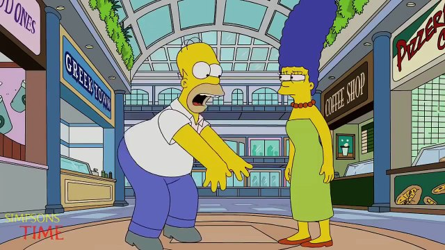 The Simpsons Funniest Moments #134 HD (Do Not Kill Them)