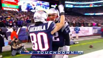 2014 - New England Patriots quarterback Tom Brady rushes for a 4-yard touchdown