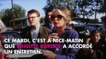 Brigitte Bardot incapable de pleurer, elle dévoile les raisons