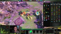 Dota 2 | ATROPHY AURA IS FAR TOO GOOD!! | Baumi plays Underlord