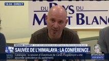 Quels soins va recevoir en France et en Suisse l'alpiniste française secoure dans l'Himalaya