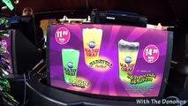 Mardi Gras Universal Orlando FULL NIGHT of FUN vlog! (screaming+flashing=beads beads beads!)