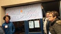 Grève dans les Ephad. Le personnel de La Gacilly débraye une heure