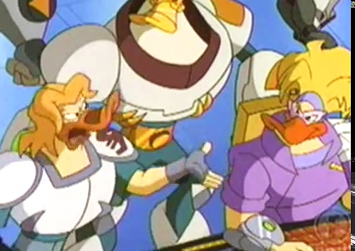 Mighty Ducks 1×07 Dungeons and Ducks
