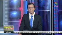 teleSUR noticias. Sigue asedio contra líderes sociales en Colombia