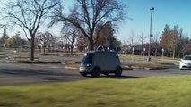 Nuro R-1, el coche autónomo para entregar pedidos