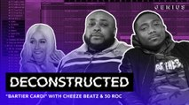 "The Making Of Cardi B's ""Bartier Cardi"" With Cheeze Beatz & 30 Roc"