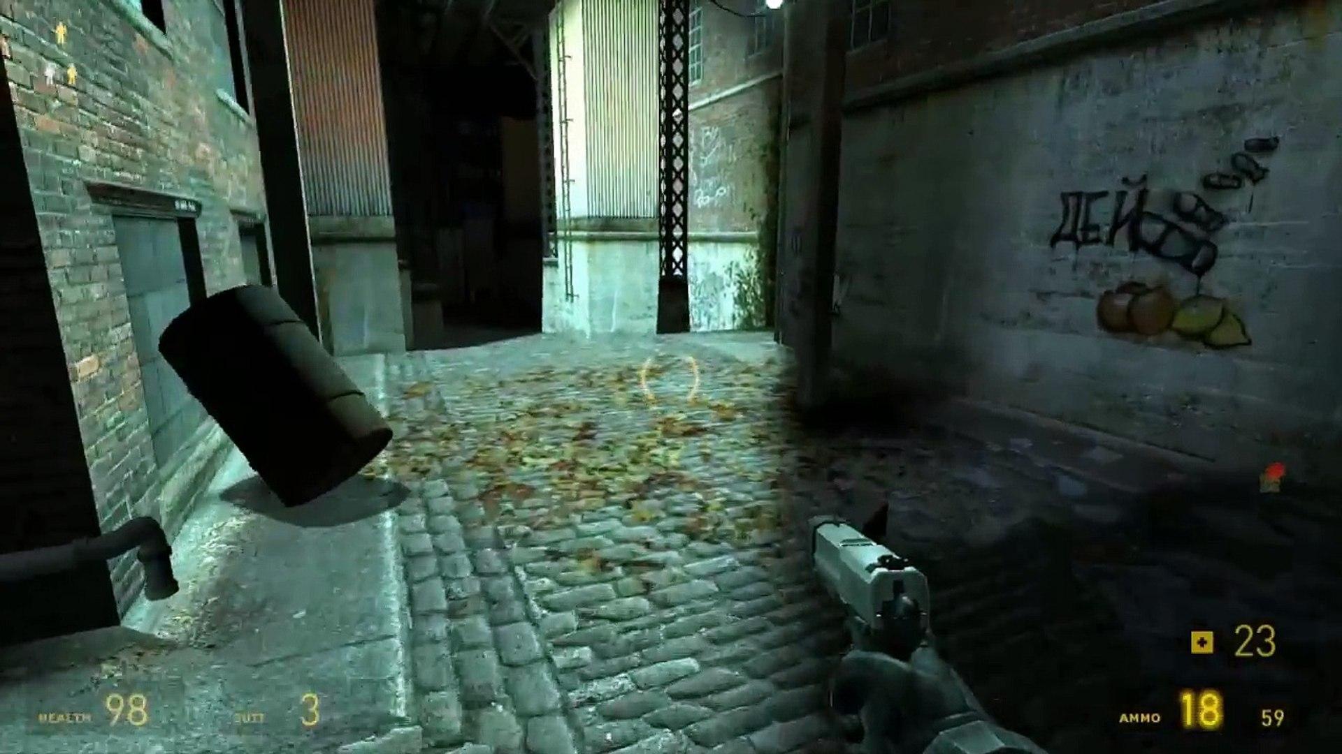 Half-Life 2 Synergy w/Nova, Kootra & Ze Ep.11: Walk The Planks