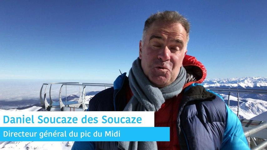 Pic du Midi : une passerelle à 1000 mètres au-dessus du vide !