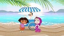 The Witch bully Masha Crying Dora Ice Cream Spiderman Lollipop Masha And The Bear