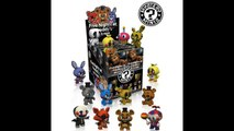 Five Nights At Freddys FNAF Funko Action Figure Review