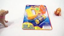 Magic Bubble Gun Machine, Makes Bubbles In Bubbles!