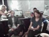 Diane Von Furstenberg backstage: Spring/Summer 2010| Grazia UK