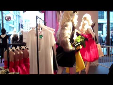 Lanvin ♥ H&M launch: the calm before the storm  Grazia UK