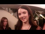 British Fashion Awards: Lily Cole on why she dyed her hair| Grazia UK