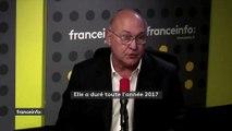 """Michel Sapin : """"La croissance, c'est principalement le CICE"""""""