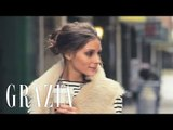 Olivia Palermo shares her Fashion Week tips - GRAZIA FASHION ISSUE GOES LIVE