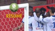 RC Lens - FC Sochaux-Montbéliard (0-1)  - Résumé - (RCL-FCSM) / 2017-18