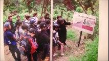Bastia : Quand de jeunes élèves photographient la libération de la Corse