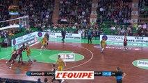 Basket - Eurocoupe (H) : Limoges s'offre une victoire dans le Top 16