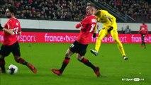 Rennes 2-3 PSG / Résumé et Buts / Coupe de la Ligue