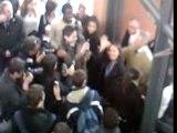 Ségoléne Royal au Lycée Bernard Palissy, Saintes