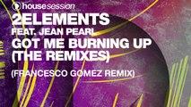 2elements feat. Jean Pearl - Got Me Burning Up (Francesco Gomez Remix)