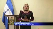 Presidente Hernández anuncia apoyo a mujeres emprendedoras