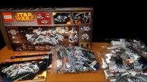 Star Wars LEGO 75053 The Ghost Review Lego Español Guerra de las galaxias lego Mexico