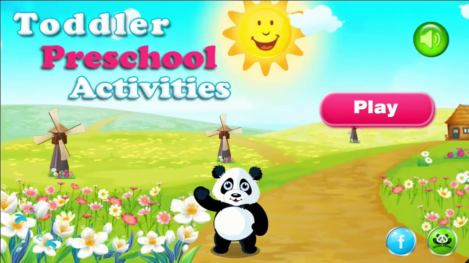 Toddler Preschool Activities - Education - Videos Games for Kids - Girls - Baby Android