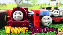 NEW Thomas and Friends Worlds Strongest Engine #9 Thomas the Tank Engine Toy Trains Kinetic Sand