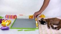Lego Misty Dog Bed by Misty Brick.