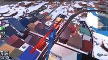 Roblox Jailbreak ⭐VIP server with EthanGamer Zyleak and