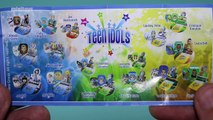 Super Surprise Eggs Kinder Joy Kinder Surprise Teen Idols and More