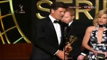 EMMYS 2014 - Modern Family WINS EMMY AWARD FOR OUTSTANDING COMEDY SERIES [HD]