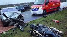 A LA UNE/ Touraine: Quatre morts sur les routes en janvier, les autorités réagissent