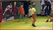 Спаринг дети до 5 лет УФА МИКС ФАЙТ #UFC Motivational Video / Mixed Martial Arts MMA #Children