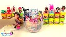 Heidi Sürpriz Yumurta Oyun Hamuru - Winx Tsum Tsum Cicibiciler