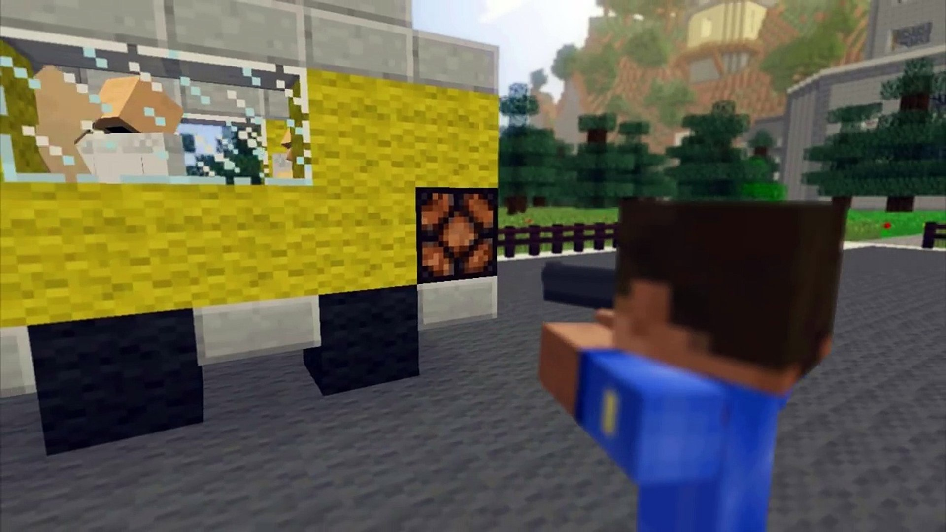 Фильм в Minecraft Больница (Мини-Фильм)