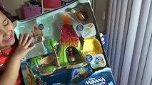 Giant Disney Princess Toys Surprise Present Cinderella Belle