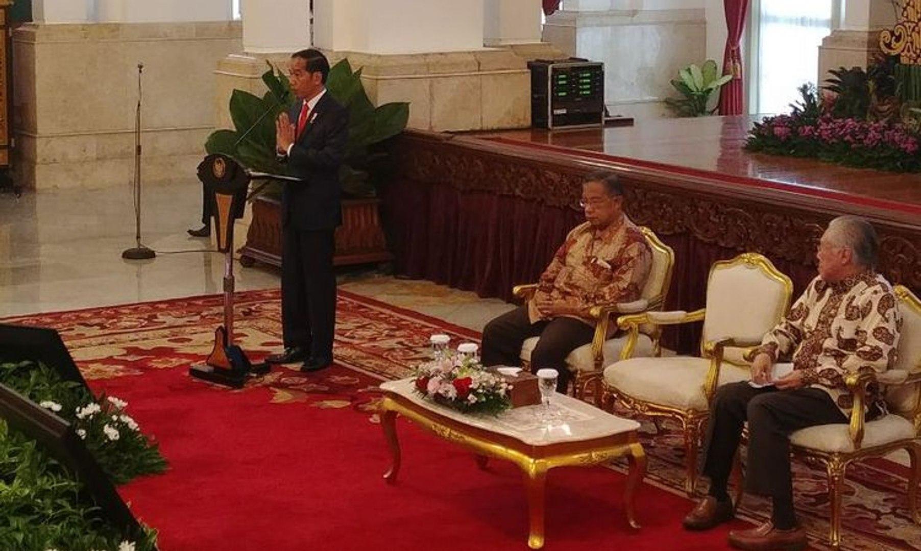 Presiden Soroti Ekspor Indonesia yang Tertinggal