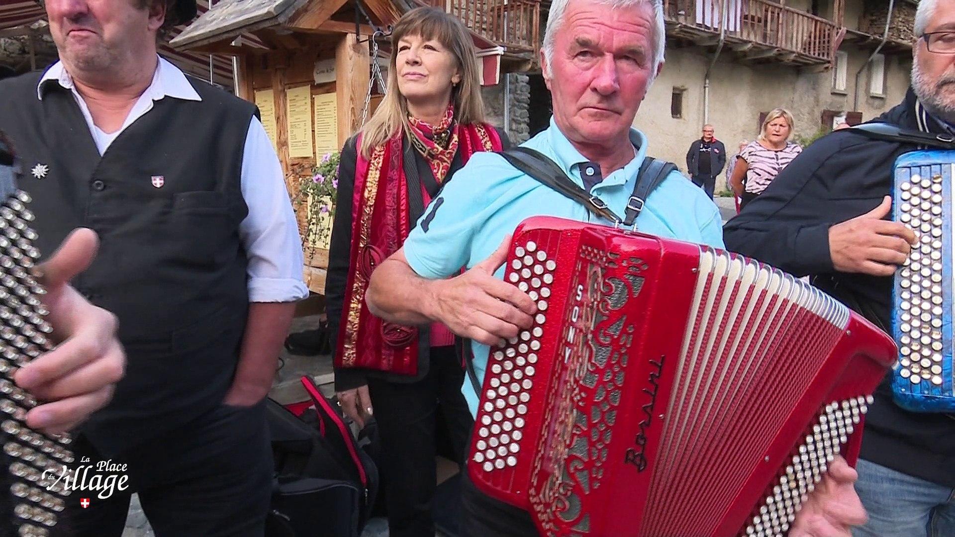 La Place du Village [S.1][E.93] - S1:E 93 - Gens et chants de l'Alpe (épisode 2)