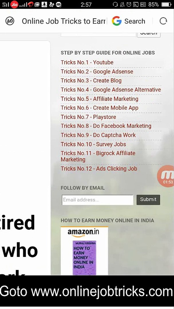 Online job earn money app download