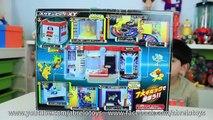 Pokemon XY Centro Pokemon XY Juguetes Pokemon en Español 2016 | Pokemon Juguetes