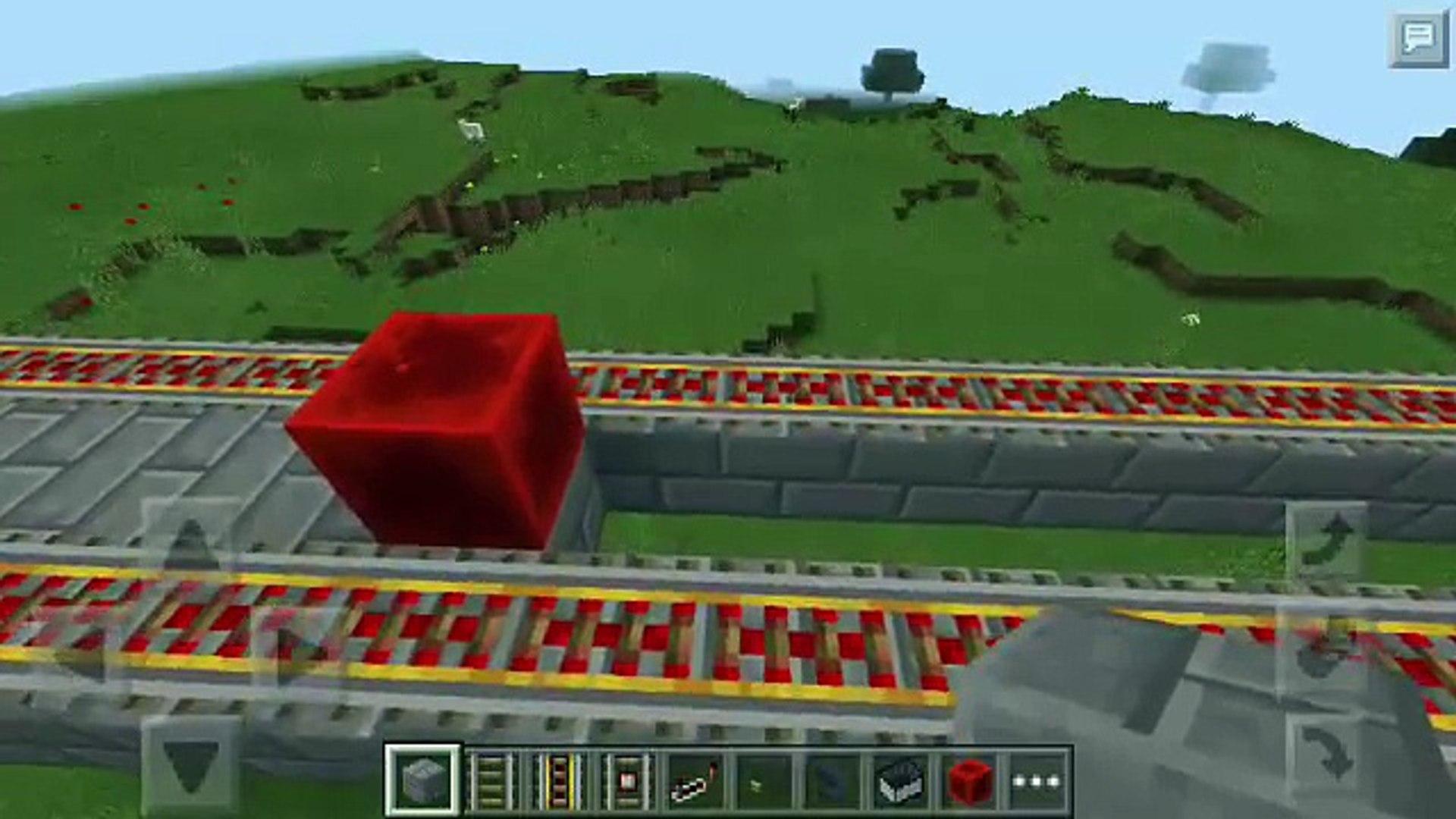 GROUND DIGGER TUTORIAL   Minecraft PE Redstone Creation