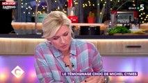 Michel Cymès pousse un violent coup de gueule contre Telerama dans C à Vous (Vidéo)