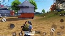 Gameplay del PUBG de Tencent para móviles