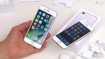 iPhone 7 im Unboxing / Hands-on | deutsch / german